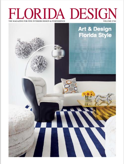 florida design magazine cover story
