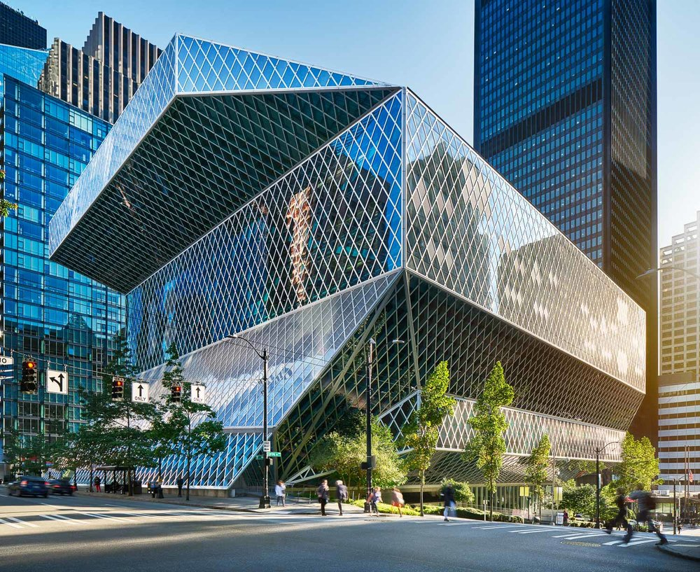 Seattle, Architecture
