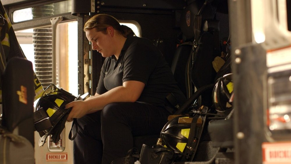 Directed by Julie Sokolow  Runtime: 84 minutes  Woman on Fire follows Brooke Guinan, the first openly transgender firefighter in New York City. A character-driven documentary, the film follows Brooke as she sets out to challenge perceptions of what it means to be transgender in America today.