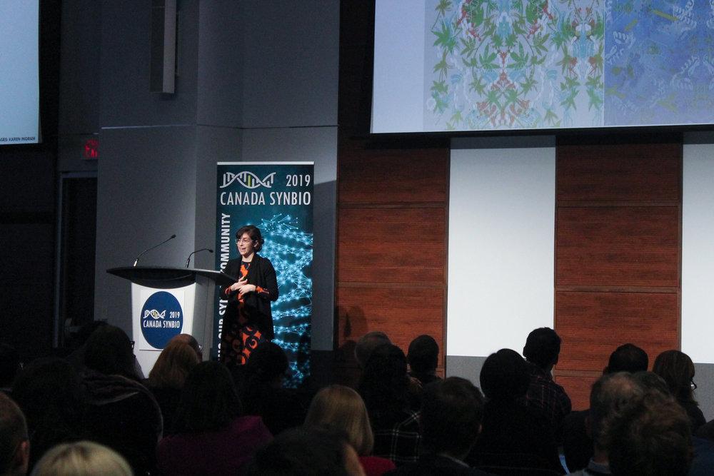 Christina Agapakis at SynBio conference 2019.jpg