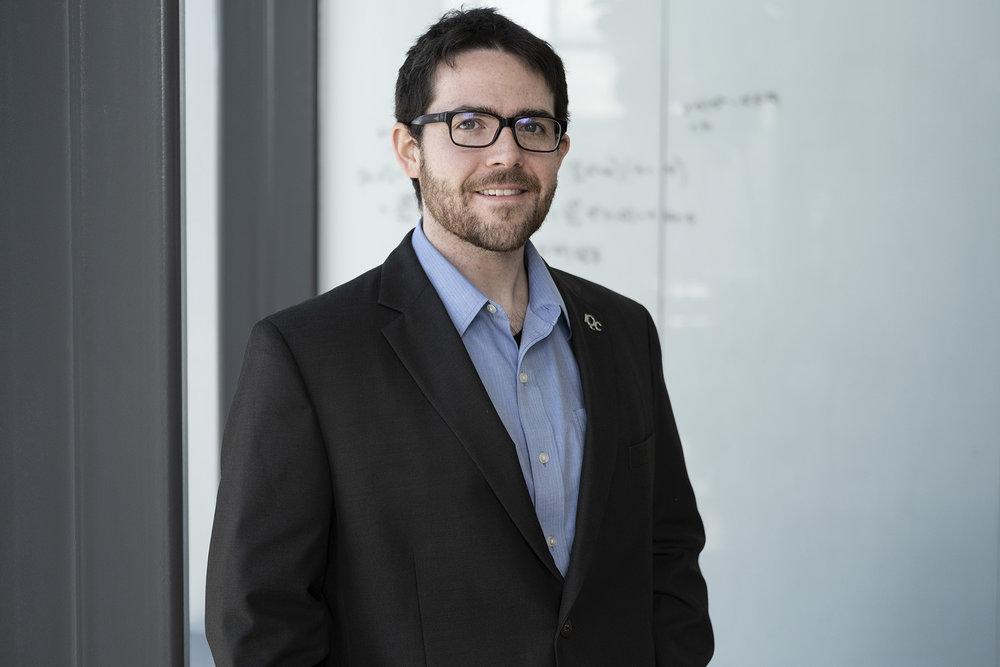John Donahoe, Institute for Quantum Computing, University of Waterloo