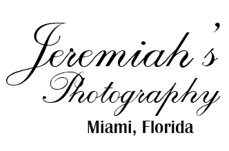 Jeremiah's Photography Miami, Florida