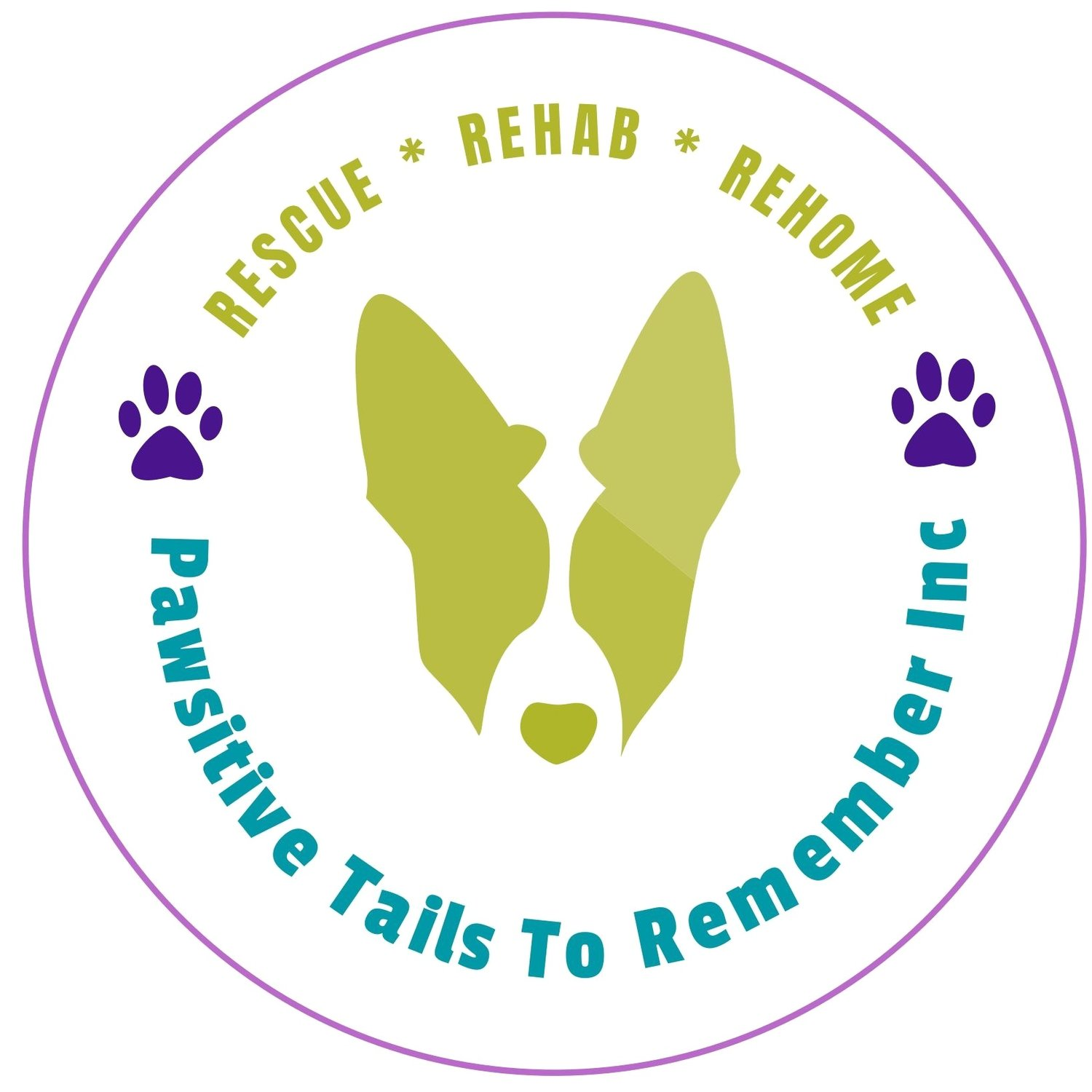 Pawsitive Tails to Remember Inc. 501c3