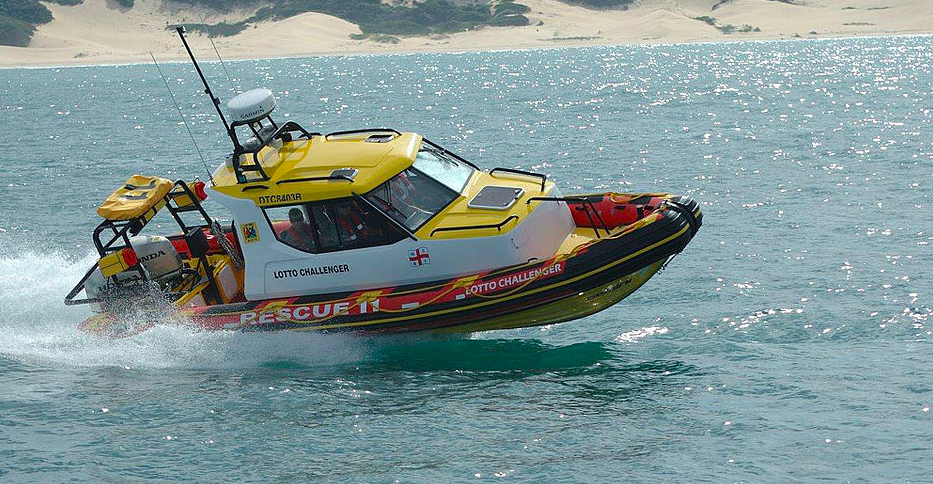 Waverider 850 - Cabin - Length - 8.5m, Max Beam - 2.92mMax Persons - 15Priced from - $150,000 (with engine)
