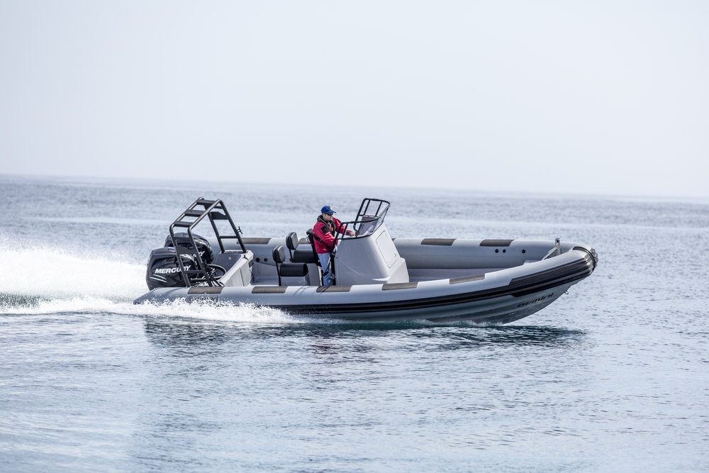 Waverider 780 - Length - 7.8m, Max Beam - 2.92mMax Persons - 14Priced from - $115,000 (with engine)