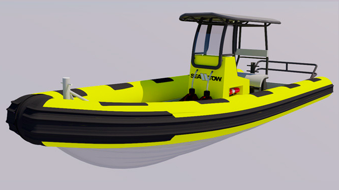Waverider 780 Tow - Length - 7.8m, Max Beam - 2.92mMax Persons - 14Priced from - $120,000 (with engine)