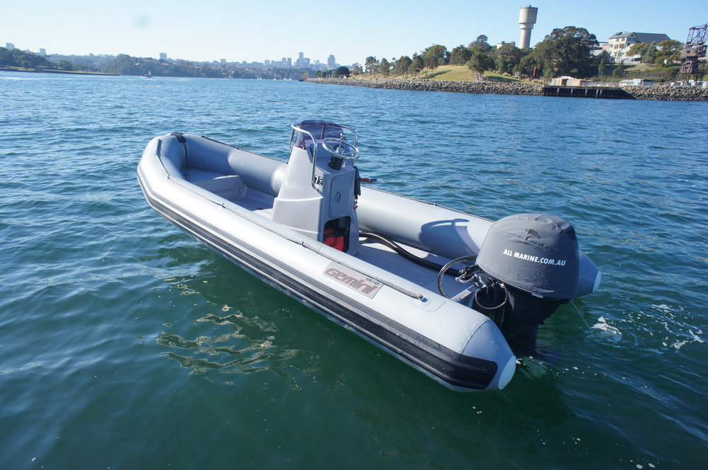 Waverider 505 - Length - 5.05m, Max Beam - 2.20mMax Persons - 8Priced from - $35,000 (with engine)