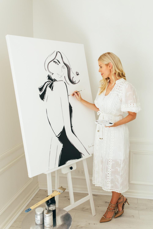Kerrie Painting