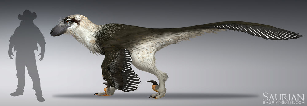 Dakotaraptor Adult