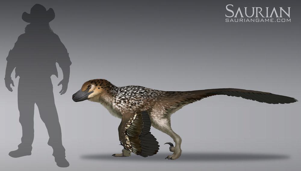 Dakotaraptor Juvenile
