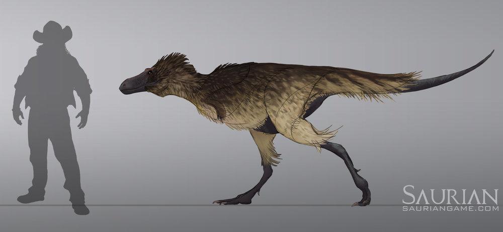 Tyrannosaurus Juvenile
