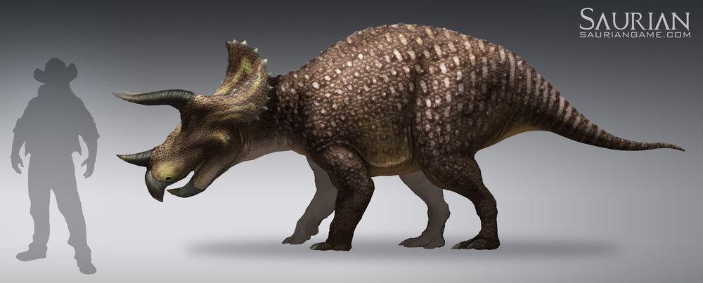 Triceratops Sub Adult