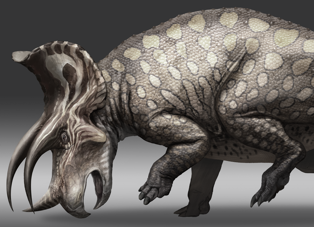 Here it comes - Since last DevLog our programming team have been in 100% patch mode, and it is getting really close, so nothing from them again this week. The art book is still on schedule as well, and you will hear a little about that in this unintentionally Triceratops-themed DevLog.