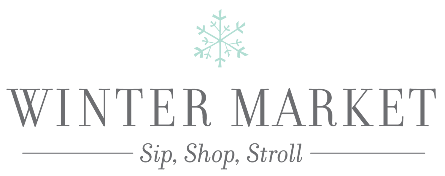 Winter Market: Sip, Shop, Stroll