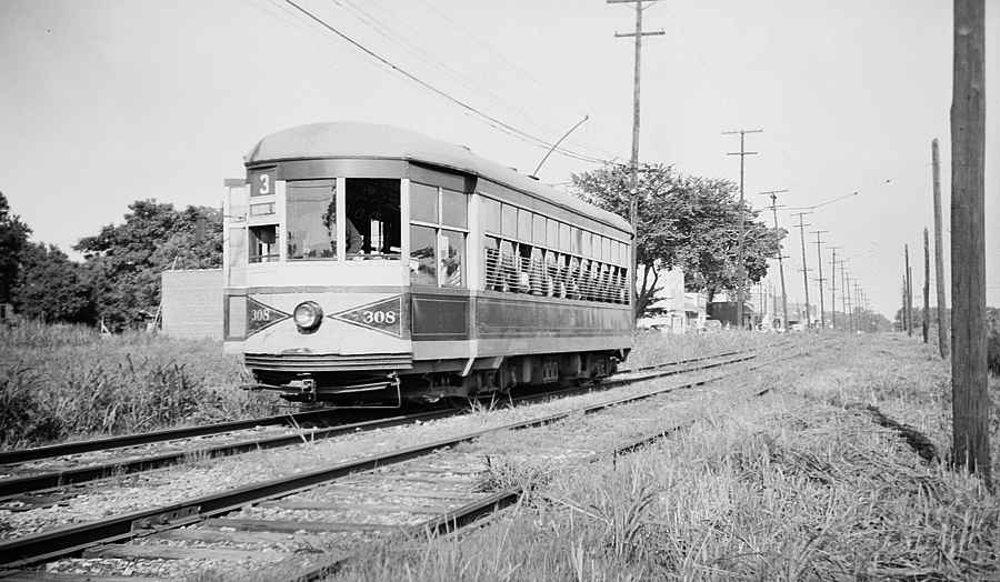 National Street Line, 1947 ( source  Bill Pollard)