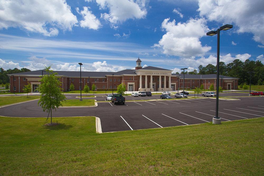 Jasper High School - JASPER, AL