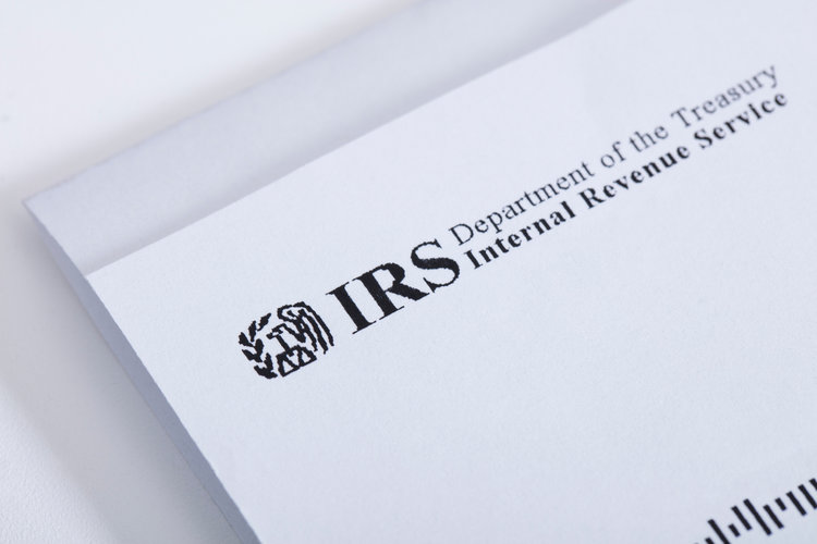 Dont Be Afraid Of The Irs Letter In Your Mailbox My College Guy