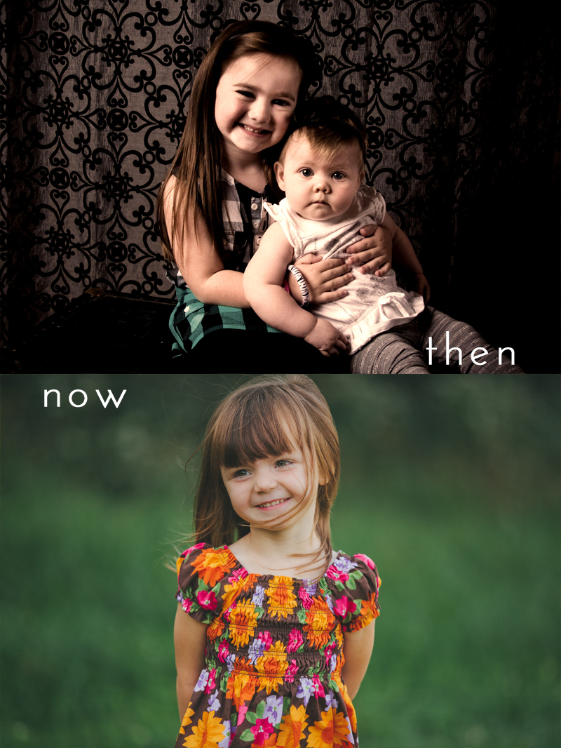 then now 2