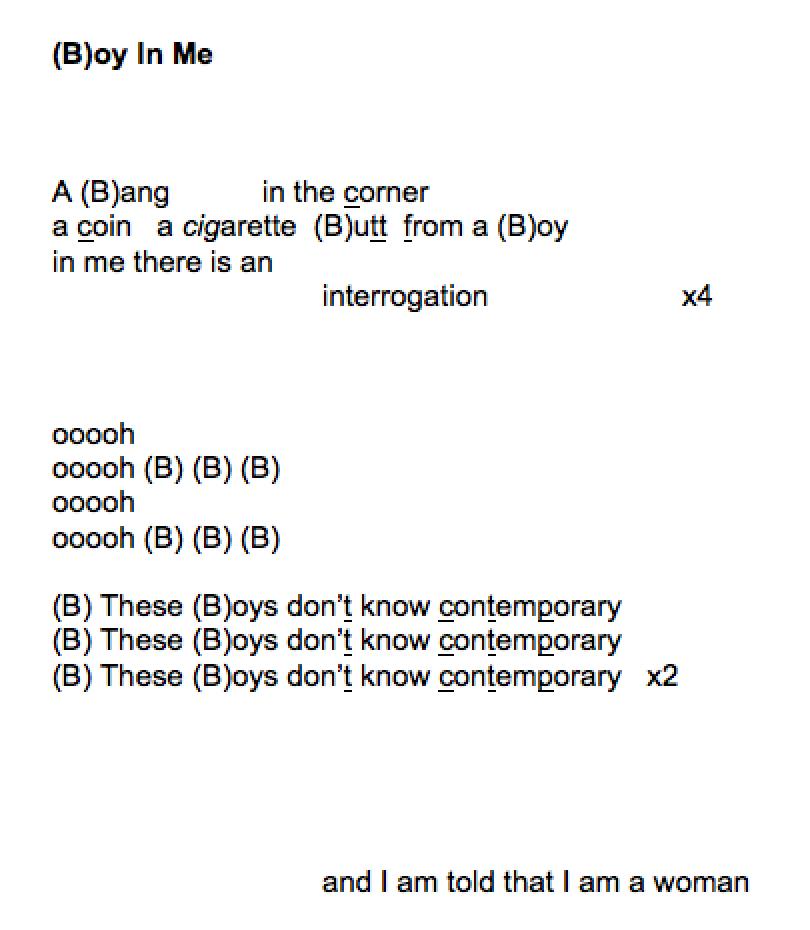 (B)oy In Me