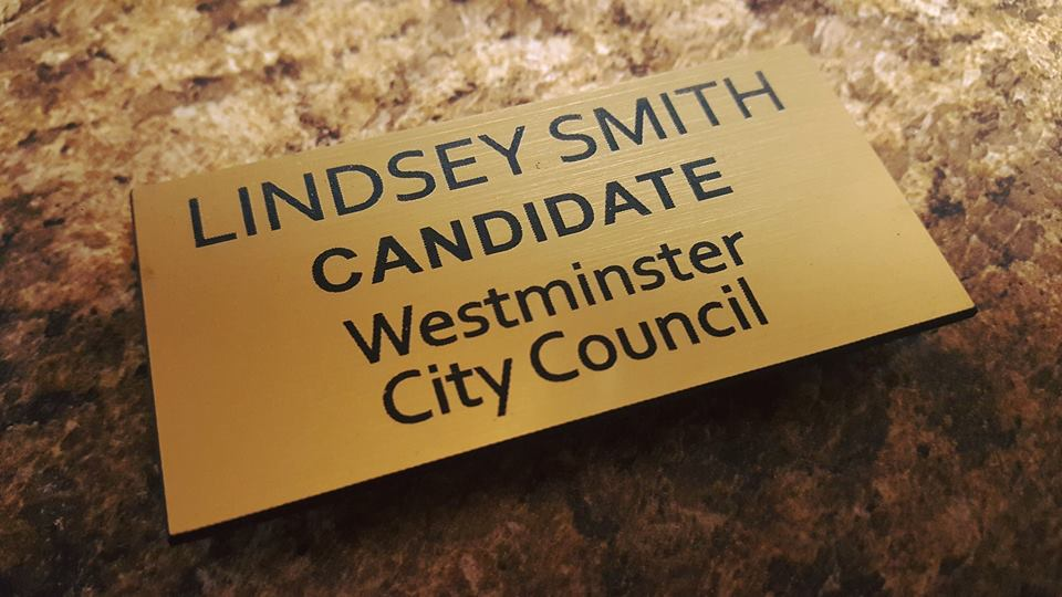 Lindsey Smith Candidate for Westminster City Council