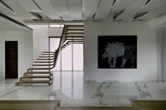 Image:  Bharath Ramamrutham  for Architecture Daily