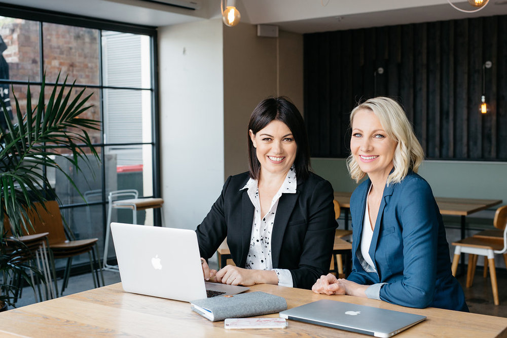 Two Girls and a Laptop. Blog. How we made a start on our email marketing and you can too!