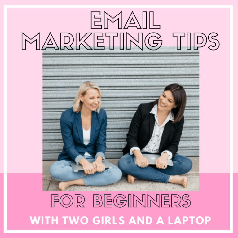 Stevie Says Social Podcast - This episode is all about email marketing tips for beginners.