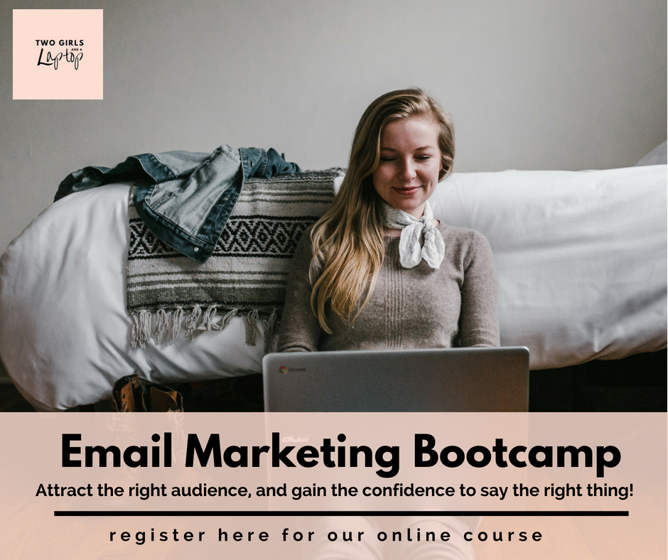 Email Marketing Bootcamp - Whether you are selling a product, service or perhaps you just have a blog or website you'd like to attract more people to,  if you are just starting out then this online course is for you. Learn how to attract the right audience, and gain the confidence to say the right thing!DATE: COMING VERY SOON