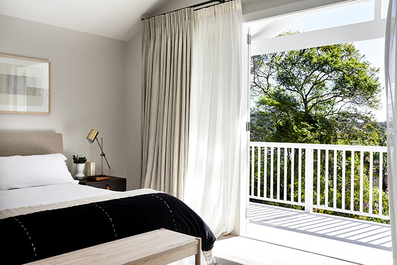 Lori Murray/Mosman Collective/Mosman interior/bedroom
