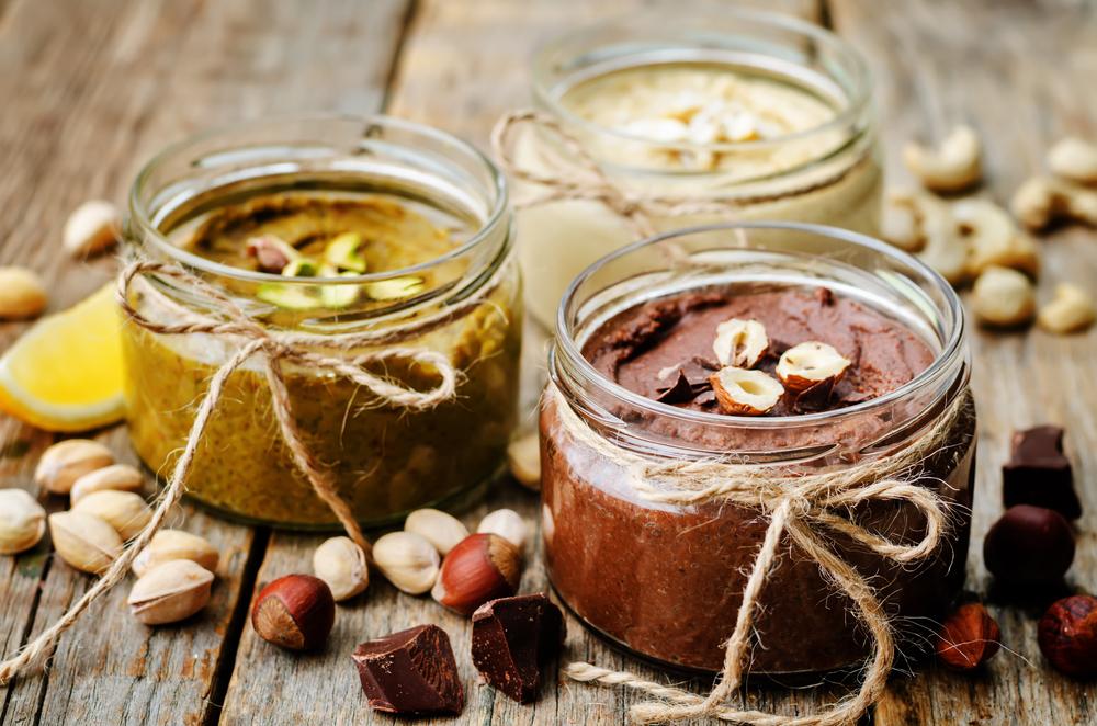 9. nut butter -