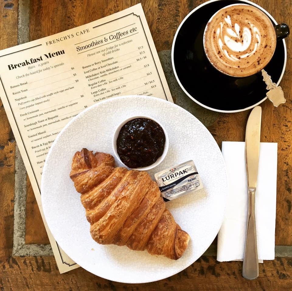 Image: Frenchy's Cafe