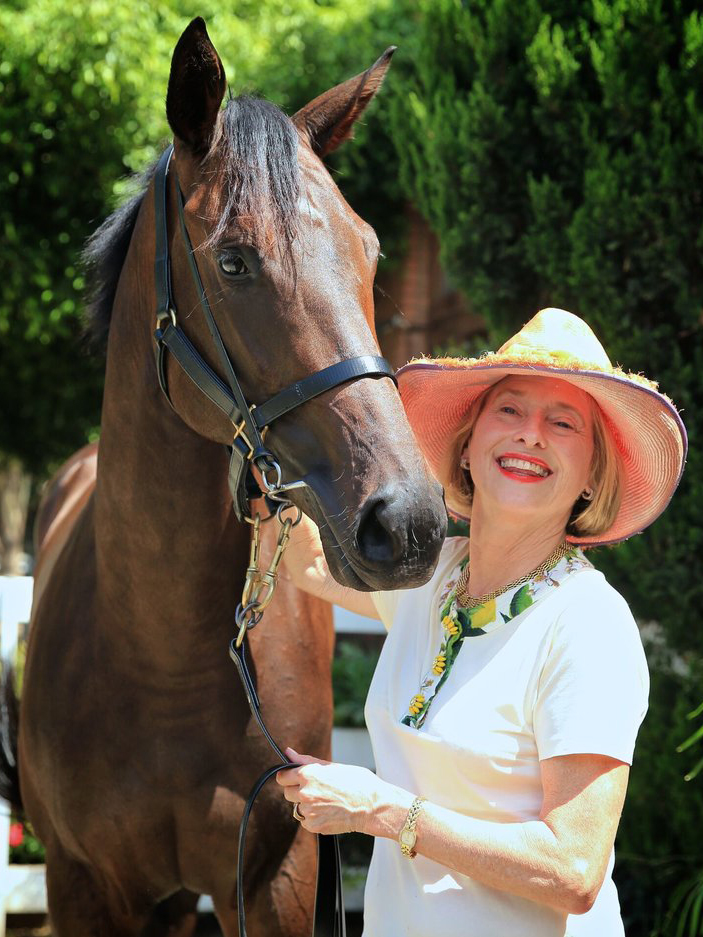 Gai Waterhouse - Horse Trainer - 1. Cismontane