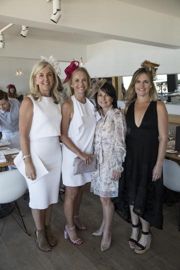 Karen Roberts, Nicky Kerr, Donna Lowrey, Anne Harrison