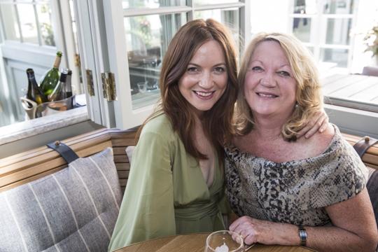 Kate O'Shea and Dianne O'Shea