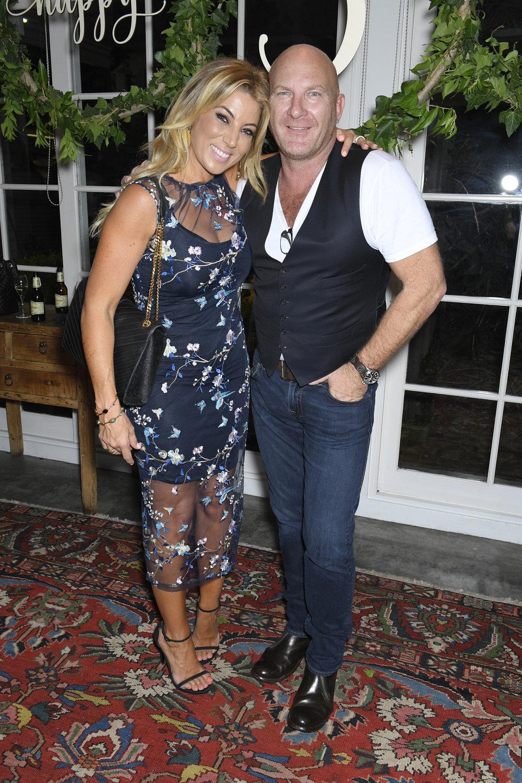 Jo Casamento and Matt Moran.  Image:   Belinda Rolland  .
