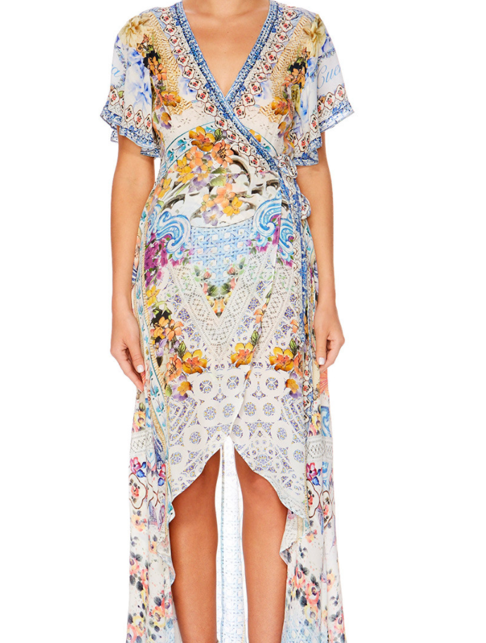 CAMILLA - High/Low dressAvailable: Camilla 2/647 Military Rd, Mosman$599