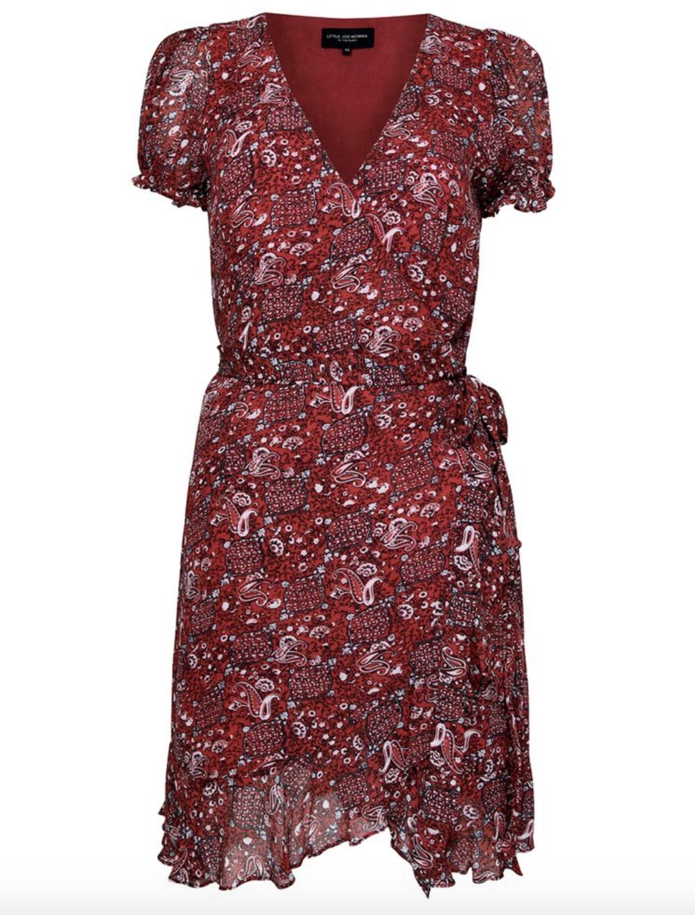 LITTLE JOE WOMAN - Strange But True DressAvailable: Little Joe WomanW: littlejoewoman.com$350