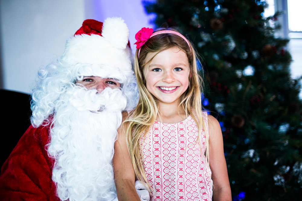 Santa will be making a special appearance at The Buena every Sunday until Christmas!