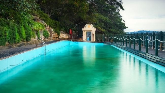 MacCallum Pool.