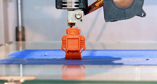 3D Printing is on offer at Mosman Library every Tuesday and Thursday. Bookings essential.