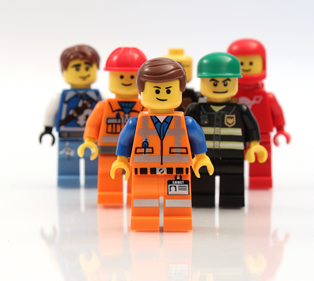 Lego Madness is just one of the FREE activities on at the Library this summer!