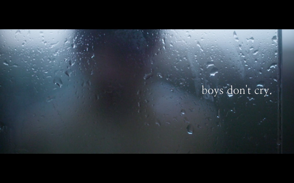 "'Boys Don't Cry"" took Nick and his crew five months to complete."