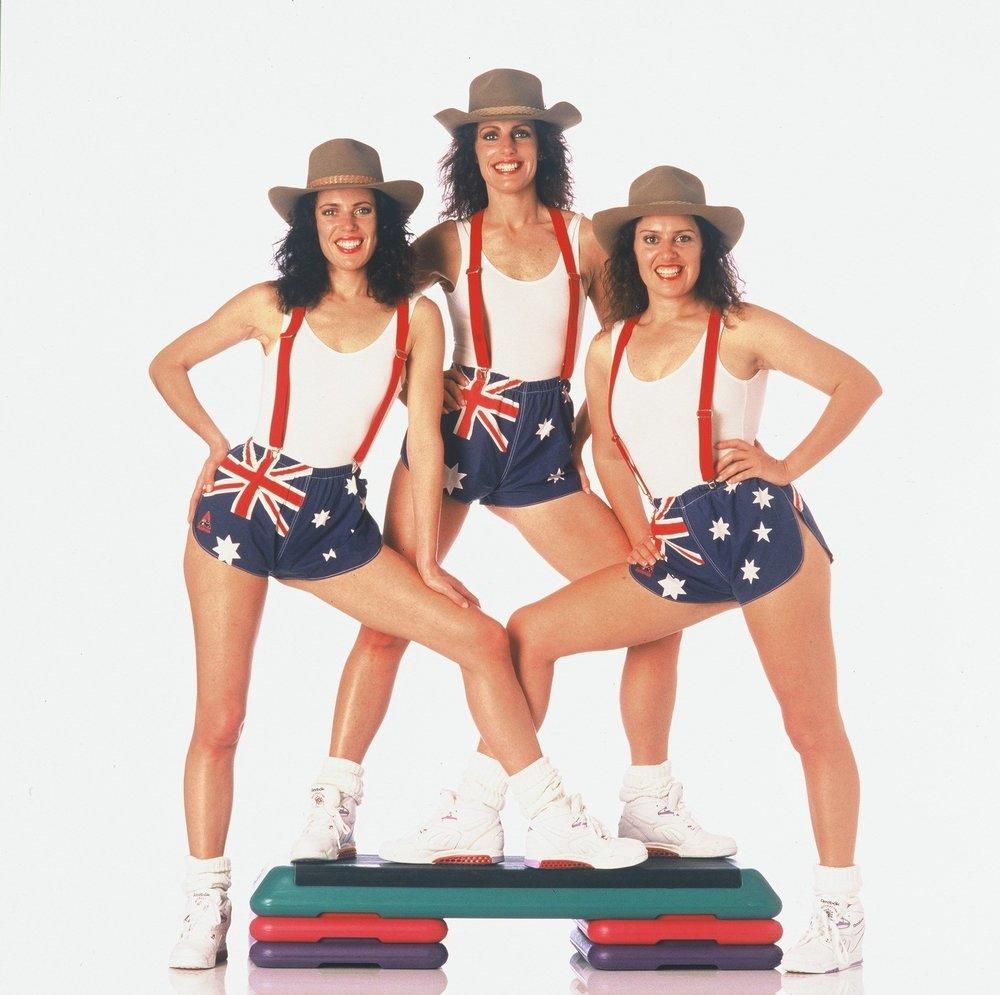 Rancan Sisters 90's.JPG