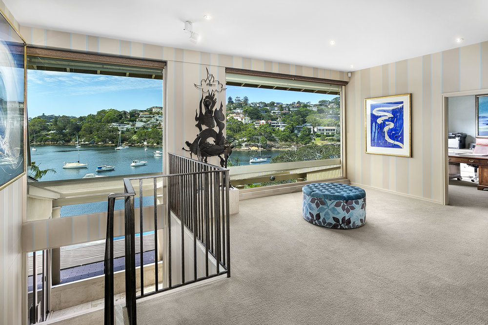 Views from every room on every level make this home totally unique, says   Matthew Smythe  .
