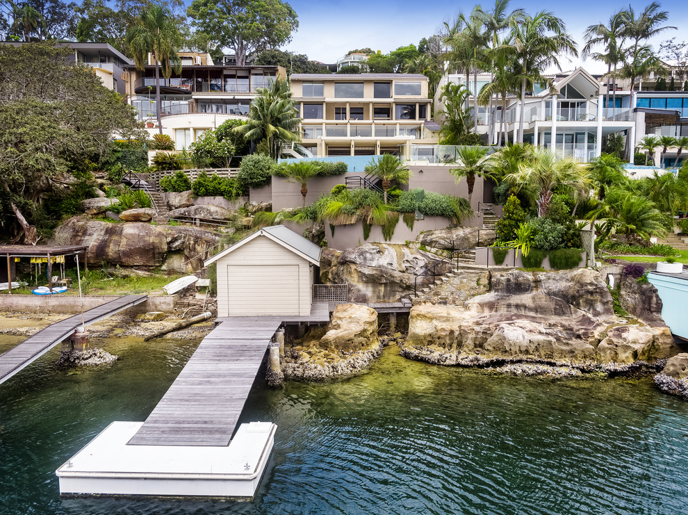 This stunning home sits on almost 800sqm, in a prime Mosman location.