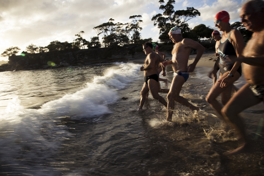 Almost $1 million has been raised for children with cancer, thanks to the generosity of participants in the Balmoral Swim for Cancer.