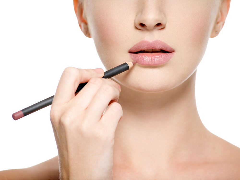 9. LIPS - One of my favourite hacks is to use my lip liner to draw and colour in all of my lips.It provides a great base for the lipstick or lip gloss that you need to apply over the top. And it will last for hours!