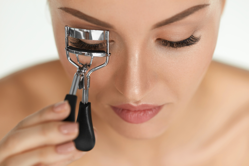 5. LASHES - If you don't have a lash curler, please get one!This is a must have device in your beauty arsenal and opens up your eyes, making you look more awake (and younger!)