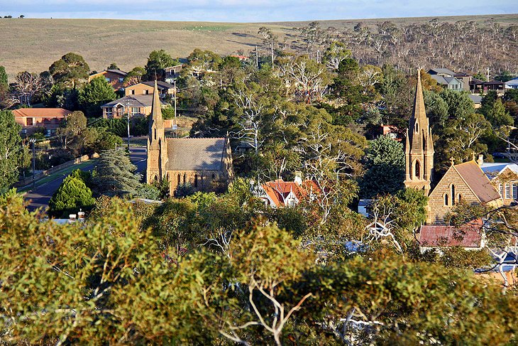 Cooma in the Alpine region of NSW, is Steve Liebmann's home town.