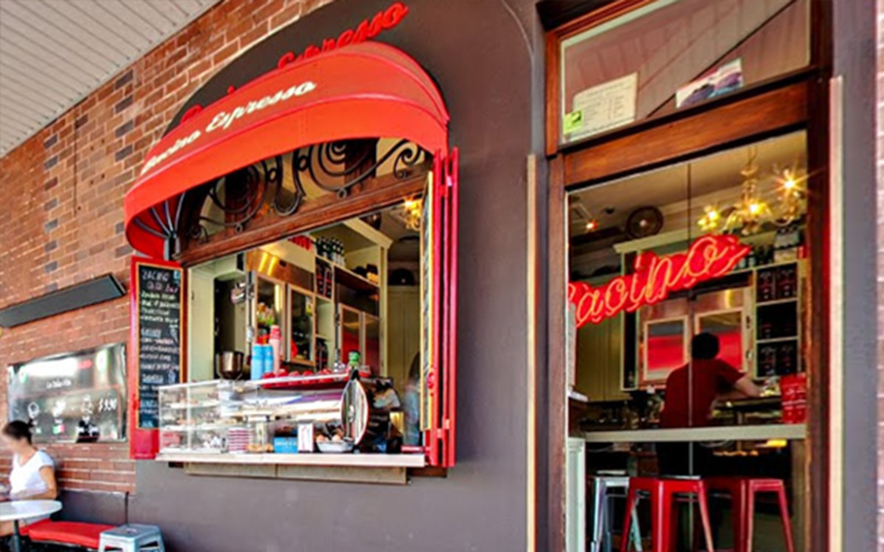Coffee connoisseur Steve rates Bacino Bar as the best brew in Mosman.